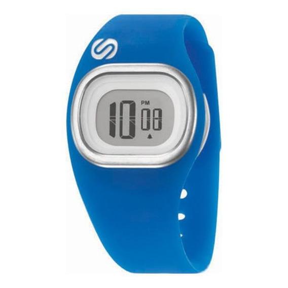 Relógio De Pulso Soleus Tigress - Azul