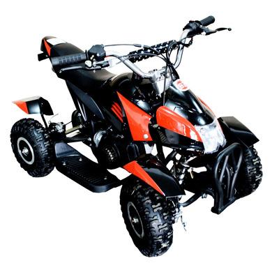 Quadriciclo Infantil Bob Com Partida Elétrica 50cc