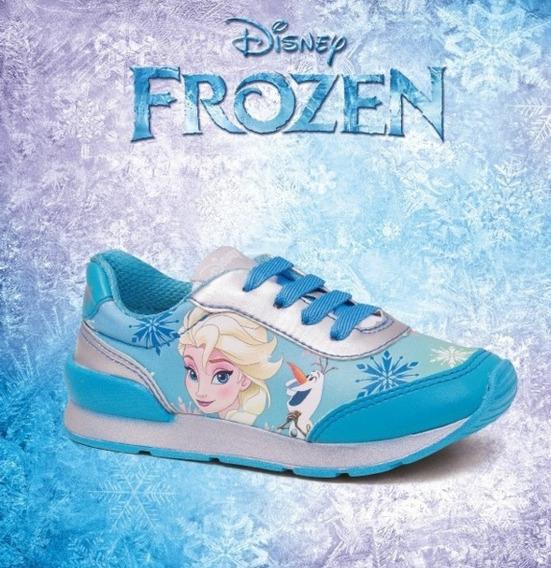 10%off Tênis Infantil Disney Frozen Dd197