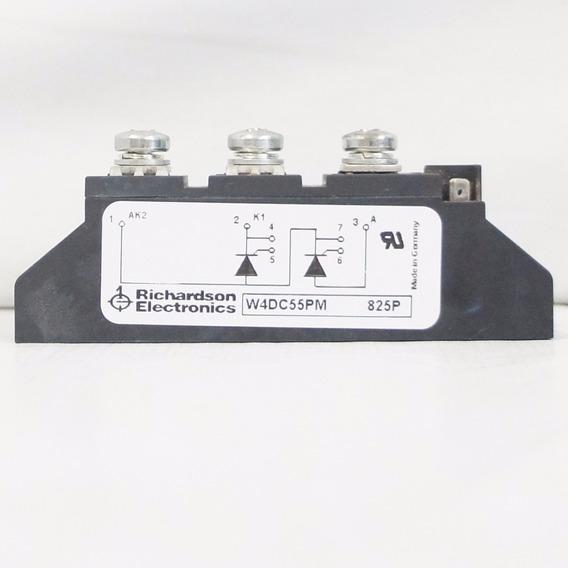 W4dc55pm Módulo Tiristor-diodo Dobrado Scr - 1.6kv V (rrm)
