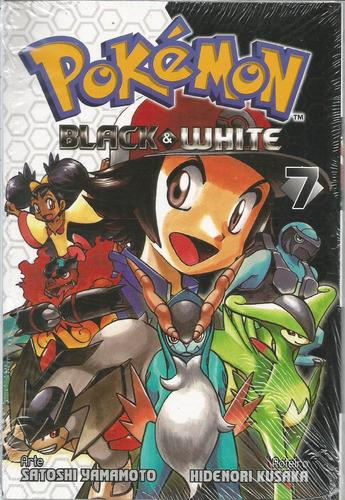 Pokemon Black & White 07 - Panini 7 Bonellihq Cx49 E19