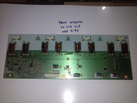 Placa Inverter Tv Lcd Cce Mod D-32