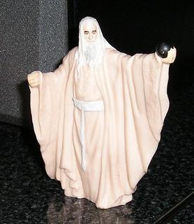 Muñeco Burger King El Señor De Los Anillos Saruman 2001