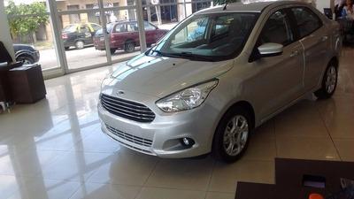 Ford Ka Sedan 4p, Anticipo Y Cuotas, Tasa 0% (av)
