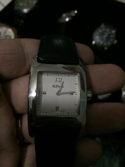Relógio H. Stern Masculino Luxo Clássico