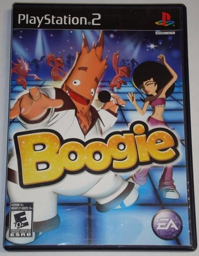 Imagen 1 de 1 de Cq Juego Original Boogie Ps2 Playstation 2 Play 2 Usado