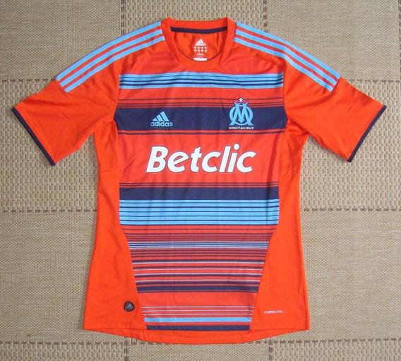 Camisa Original Olympique Marseille 2011/2012 Third