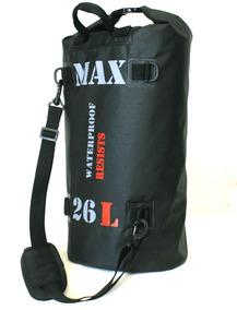 Bolsa 100% Impermeável Soldada Ktm Viagem Max Bag 26 Litros