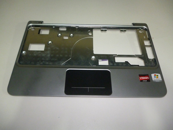Carcaça C/ Touchpad Do Netbook Hp Pavilion Dm1-3250br