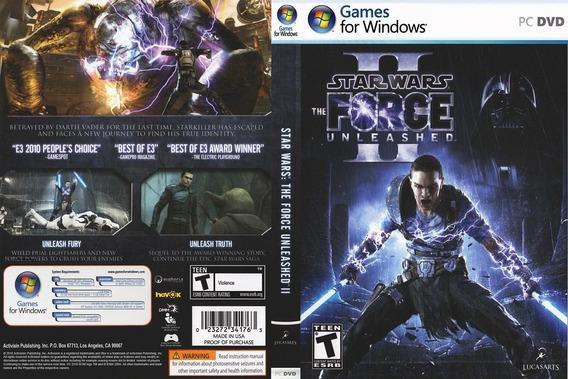 Star Wars The Force Unleashed 2 Pc Em Português Frete Grátis