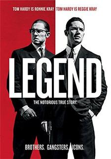 Dvd : - Legend (snap Case, Slipsleeve Packaging)