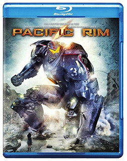 Blu-ray : Pacific Rim (full Frame, Dubbed, , Dolby, Ac-3)