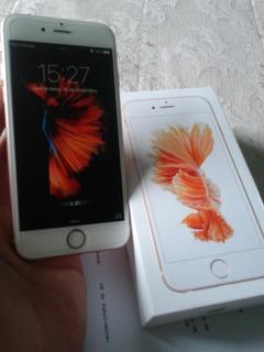 iPhone 6s Rose 64gb Anatel Novo Na Garantia Ate Outubro 2016