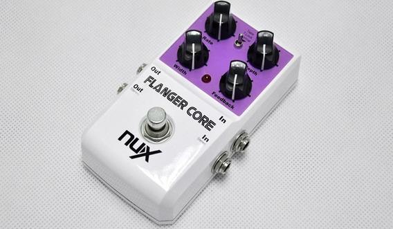 Pedal Flanger Core Nux Nfa3679