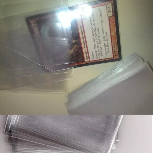 Imagem 1 de 6 de 3000 Sleevers Magic The Gathering - Queima De Estoque