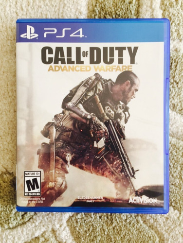Call Of Duty Advanced Warfare Ps4!!!