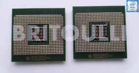 02 Processadores Intel Xeon Sl7zf 3.0ghz - 2mb - L2 - 800mhz