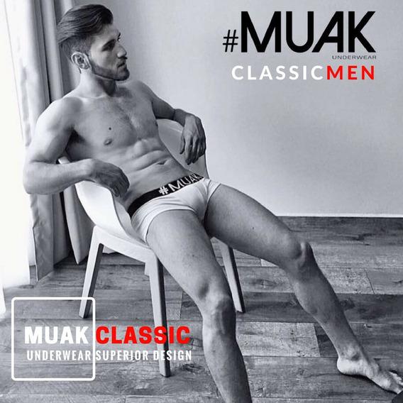 Muak Classic - El Underwear Del Año Ahora En Mx - 10 %off