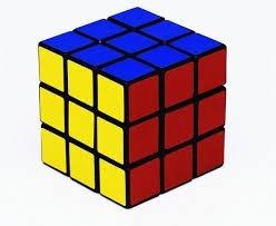 Cubo Rubik Magico 3 X 3 X 3 Tamaño Estandar Cubo Rubik