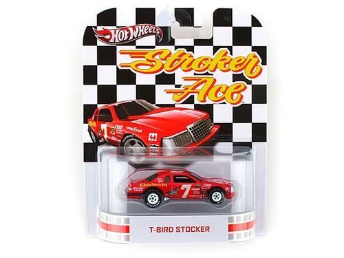 Perudiecast Coleccion Hot Wheels Stroker Ace T-bird Stocker