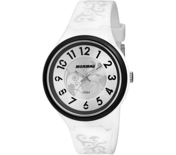 Relógio Feminino Mormaii Casual 2035ti/8b Original Com Nf