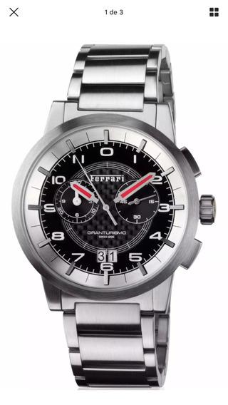 Relogio Ferrari Granturismo Chronograph