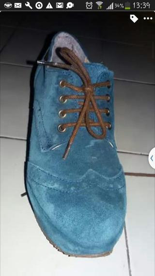 Rebajado!!! Zapatos Media Estación Lady Stork Talle 36