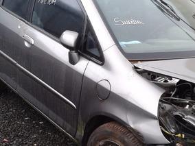 Sucata Honda Fit 2008 1.4 Flex Para Retirada De Peças