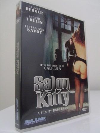Dvd - Salon Kitty - Tinto Brass - Original, Importado