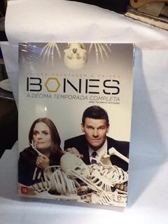 Dvd Bones 10ª Temporada 6 Discos