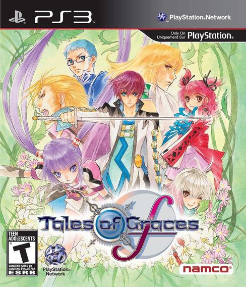 Tales Of Graces F Ps3