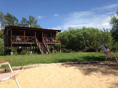 Alquilo Cabaña En El Delta De Tigre Arroyo Durazno Parana