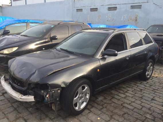 Sucata Audi A4 Avant 1998 1999 Retirada De Peças