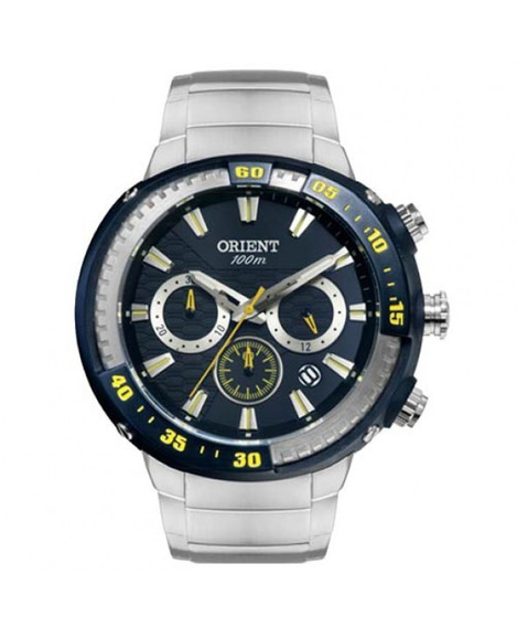Relógio Orient Masculino Cronografo Mbssc133 Frete Gratis