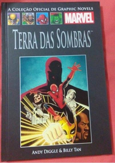 Demolidor Terra Das Sombras Marvel Salvat 65 Homem Aranha