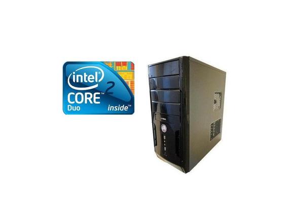 Pc Cpu Core2duo E8400+8gb Memória+2 Tr Hd+dvd +1ano Garantia