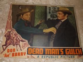 Cartaz/poster Filme: Dead Man