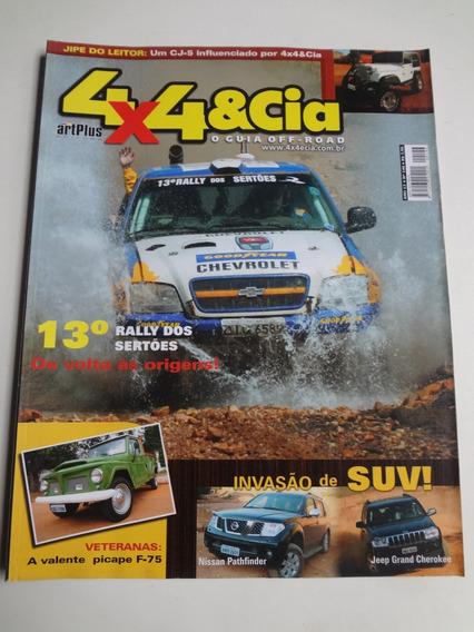 Revista 4 X 4 E Cia Ano. 13 N° 146