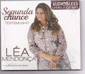 Lea Mendonça - Audiobless (livro + Cd Mp3) Mk Editora