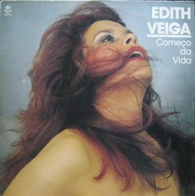 Edith Veiga - Lp Começo Da Vida Rge 1988