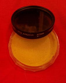 Filtro Polarizador (cpl) 49mm - Marca: Focal