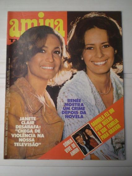 Revista Amiga Nº 272 Suzana Vieira E Rene De Vielmond