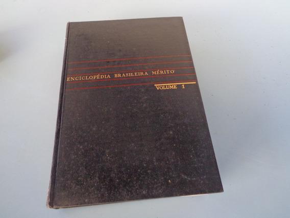 Enciclopédia Brasileira Mérito 20 Volumes Anos 1958 À 1964