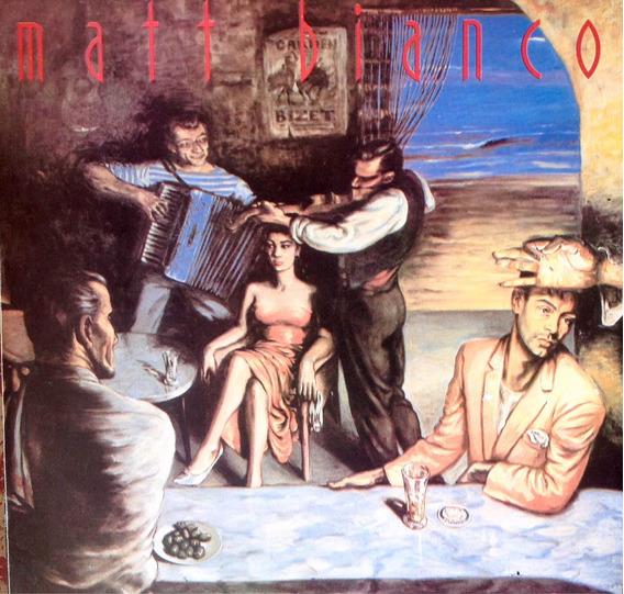 Lp Matt Bianco - Matt Bianco Edición Nacional 1987