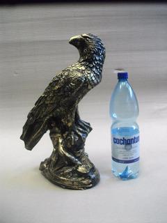 Escultura Aguila Yeso Artista Haitiano, Decoracion, Arte .