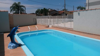 Vendo Casa Condominio 2 Dormitorios Suite Mongaguá Vera Cruz