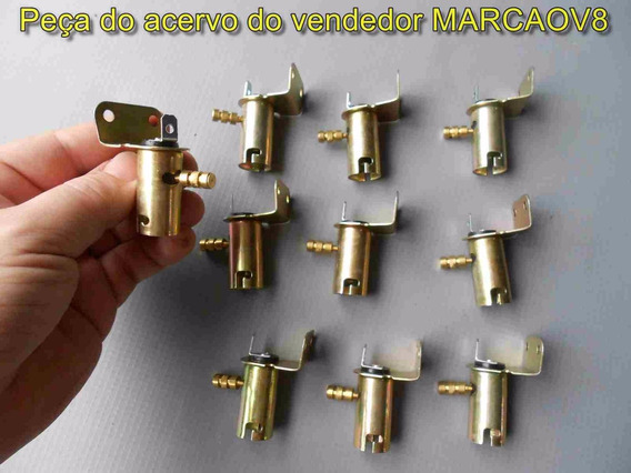 Interruptor Universal Com Soquete Para Luz De Capô Chevette