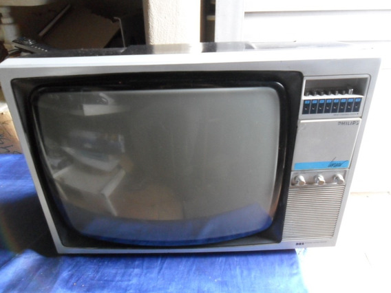 Tv Philips Lineaw Dinamic Ringe Speake (a_p118)