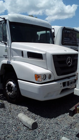 Mercedes Benz 1624 Año 2015 Chasis 45