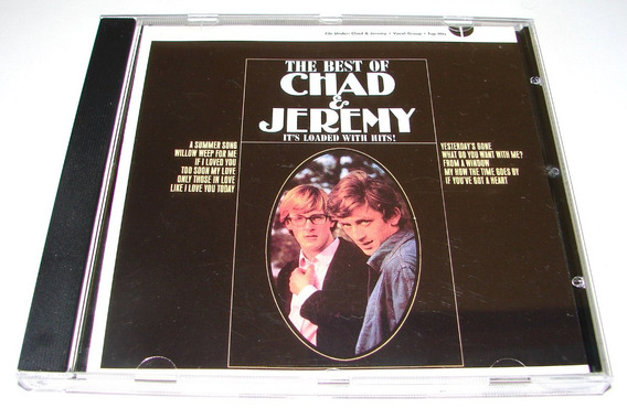 Chad & Jeremy The Best Of Chad & Jeremy Cd